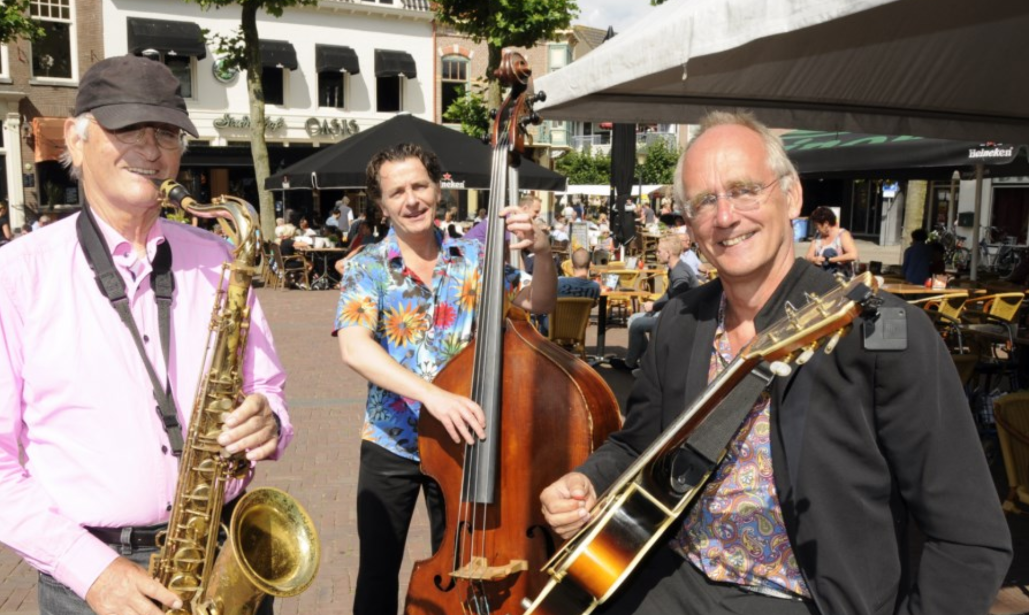 Dutch Jazz Trio