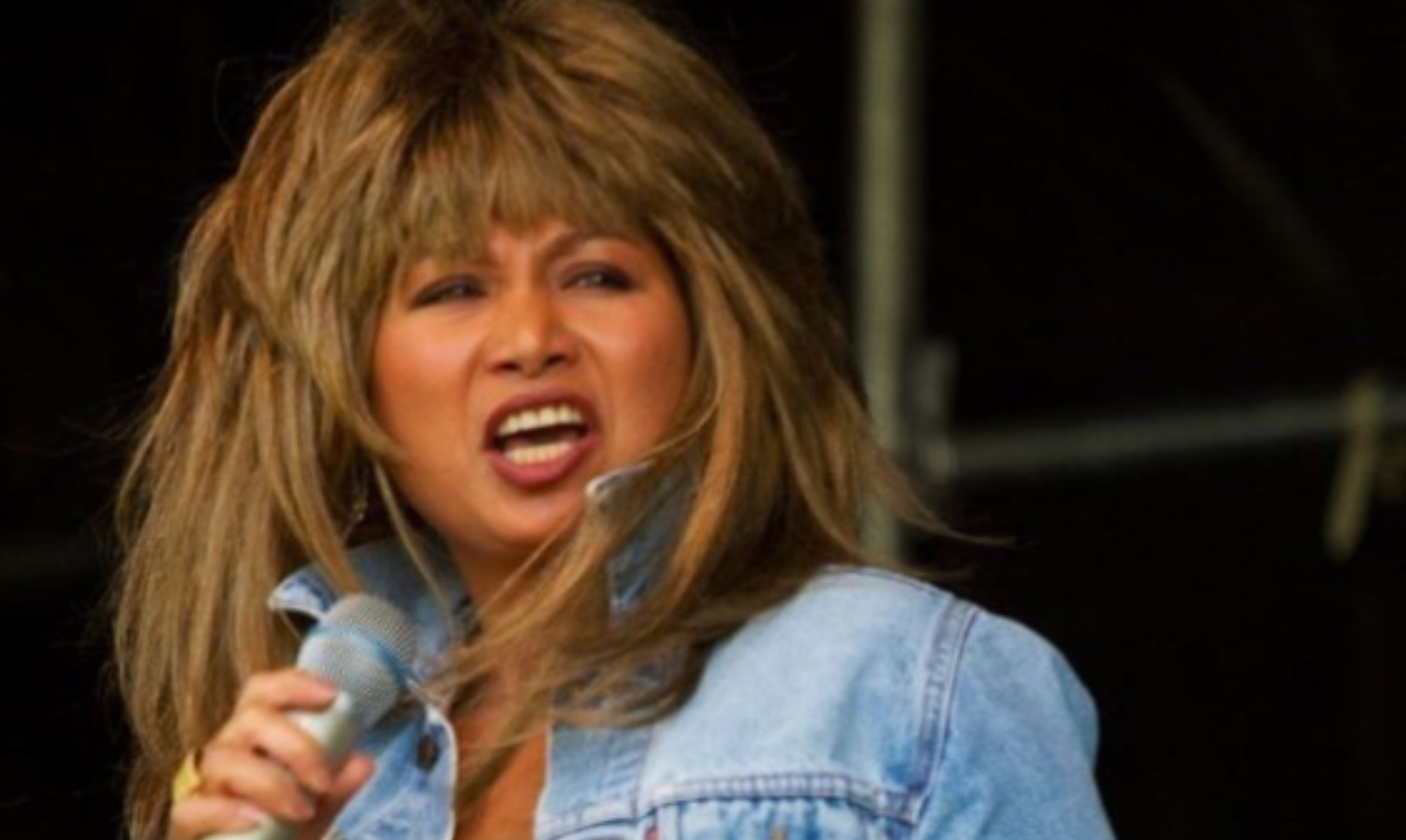 Tina Turner look-a-like